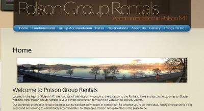 Polson Group Rentals Screenshot